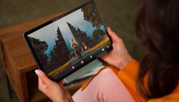 Lenovo Tab P11 Pro: mira el rendimiento a la hora de jugar Free Fire, Asphalt 9 y COD Mobile