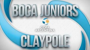 SOLO AQUÍ Boca vs. Claypole EN VIVO EN DIRECTO ONLINE TV: ver horarios y  canales de TRANSMISIÓN OFICIAL vía TyC Sports por Copa Argentina, 32avos de  final | FUTBOL-INTERNACIONAL | DEPOR