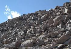 Desafío nivel 'Dios': ¿puedes distinguir ahora al borrego entre las rocas en el reto que nadie puede superar?
