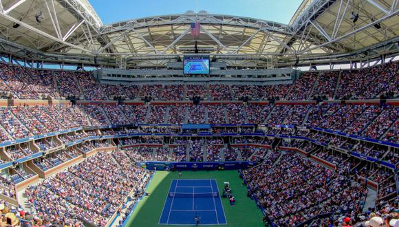 La realización del US Open dependerá de cuán controlada esté la covid-19. (Foto: US open)