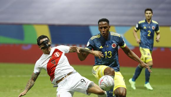 Gianluca Lapadula jugó los siete partidos en la Copa América. (AP Photo/Andre Penner)