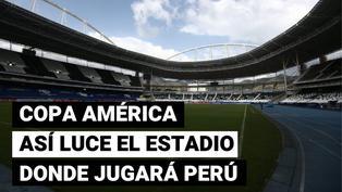Copa América 2021: así luce el estadio donde Perú enfrentará a Brasil