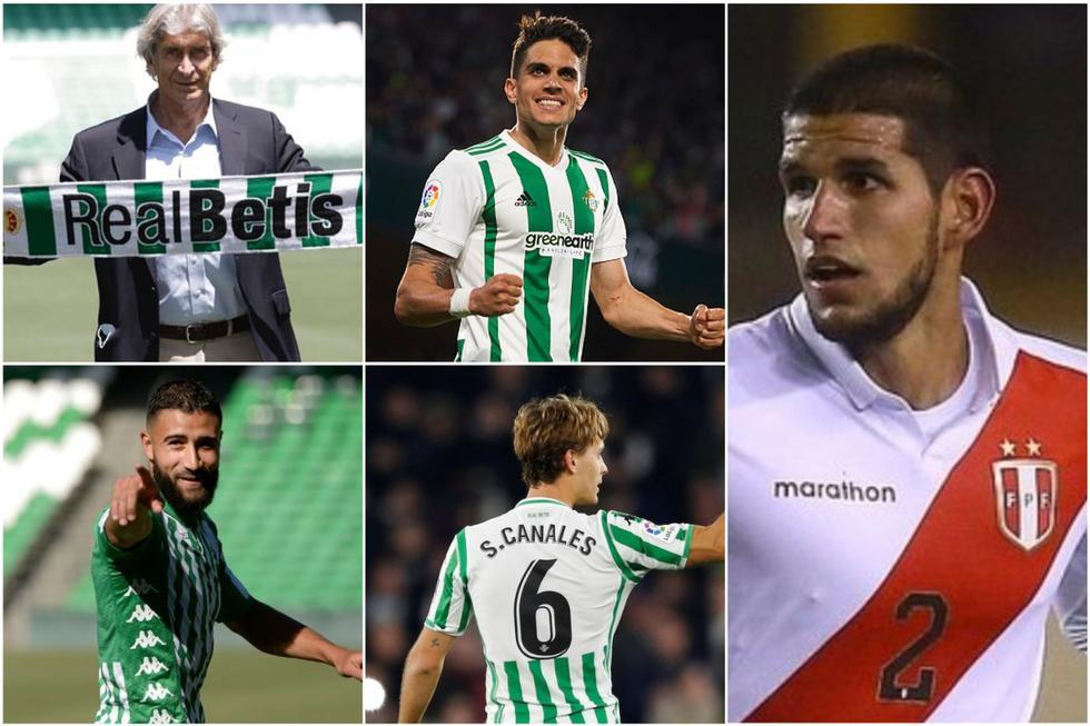 Así formaría el Real Betis 2020-21 con llegada de Luis Abram. (Agencias)