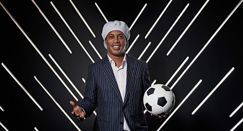 Ronaldinho fue campeón del Mundial de Corea-Japón en 2002. (Foto: Getty Images)