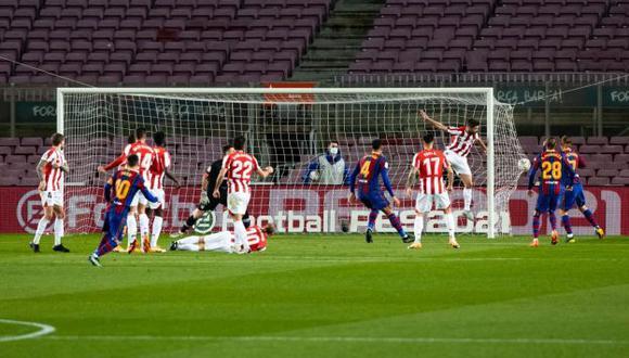 Barcelona vs. Athletic Club en Camp Nou por LaLiga Santander. (Foto: Barcelona)
