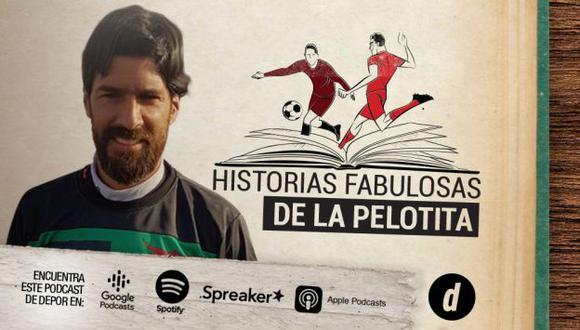 Sebastián Abreu, el episodio 6 de las 'Historias Fabulosas de la Pelotita'.