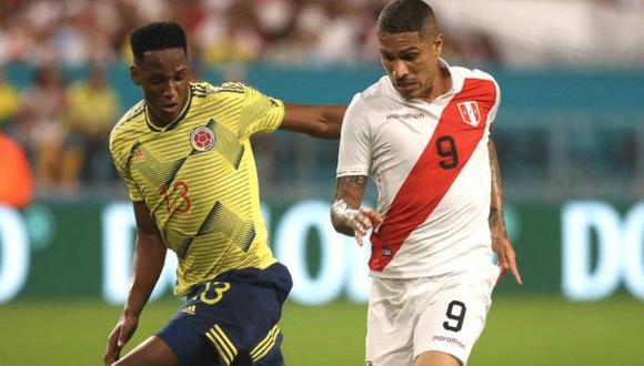 Perú y Colombia jugarán en el reinicio de las Eliminatorias Qatar 2022. (Foto: Agencias)