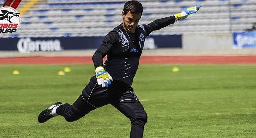 Selección Peruana: Alejandro Duarte sumó sus primeros minutos con el Loboa BUAP (Lobos BUAP)