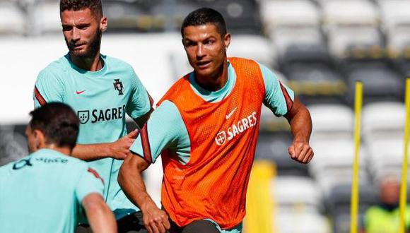 Cristiano Ronaldo es el máximo artillero de la selección de Portugal, con 99 goles. (Foto: Federación Portuguesa de Fútbol)