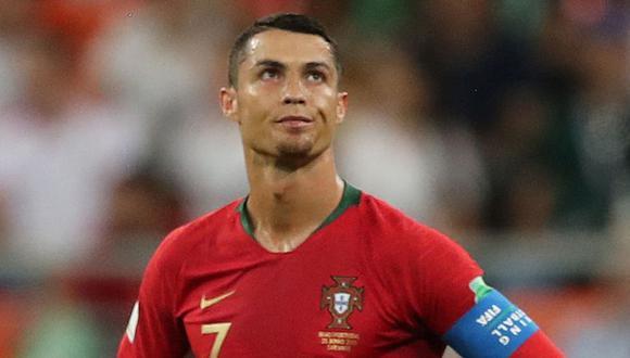 Ronaldo no podrá jugar con Portugal ante Croacia. (Foto: Agencias)