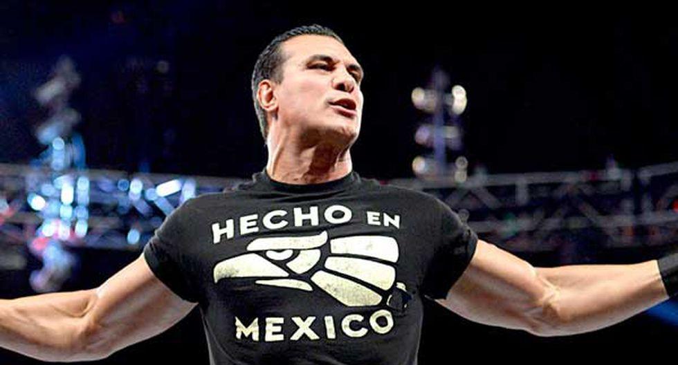 Contacto: Alberto el Patrón criticó a la WWE por no tener ...