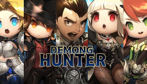 """Nintendo Switch tendrá pronto en su catálogo """"Demon Hunter"""" y """"Dungeon Limbus"""""""