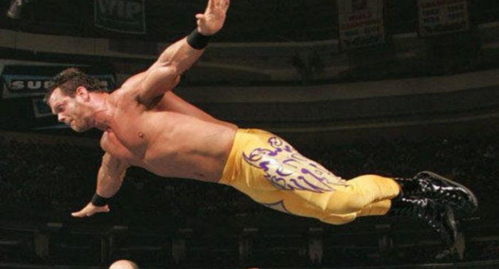 El día que Chris Benoit entró primero y ganó el Royal Rumble 2004. (WWE)