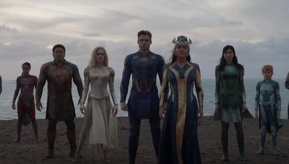"""Marvel: ¿cuáles son las habilidades y super poderes de los """"Eternals""""? (Foto: Disney)"""