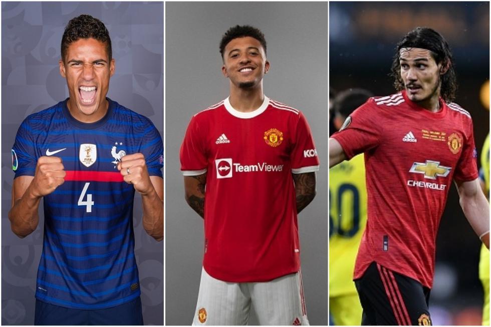 El súper XI del Manchester United para la próxima temporada. (Getty)