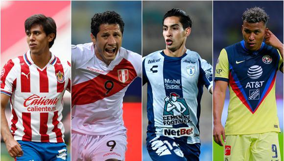 Draft Liga MX - Fútbol de Estufa: altas, bajas y rumores de cara al torneo Apertura 2021 (Foto: Getty Images)