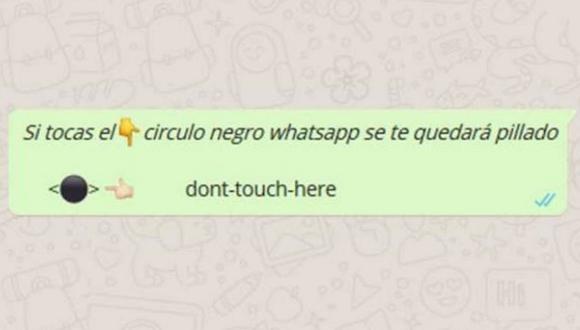 ¿Tu amigo te mandó un código binario para WhatsApp? Cuidado, esto le sucederá a tu celular. (Foto: Depor)