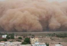 Polvo del Sahara arriba a México: conoce el recorrido de este fenómeno en el país