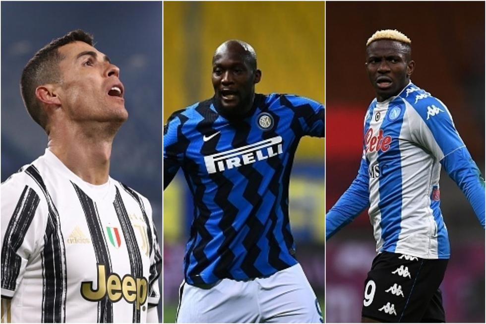 El top 20 de los jugadores más caros de la Serie A de Italia. (Getty)