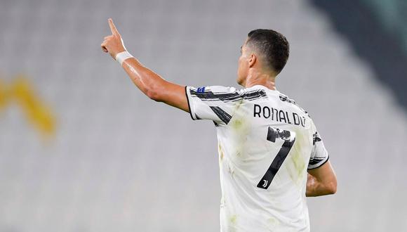 Cristiano Ronaldo marcó un doblete ante Lyon pero le alcanzó a la 'Juve' para avanzar en la Champions League. (Foto: AFP)