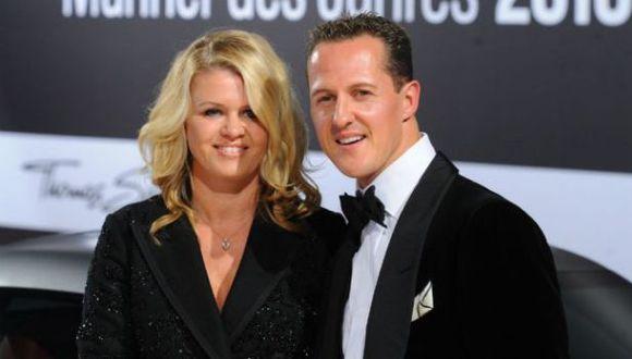 Michael Schumacher sufrió un terrible accidente de esquí en diciembre del 2013. (Foto: AFP)