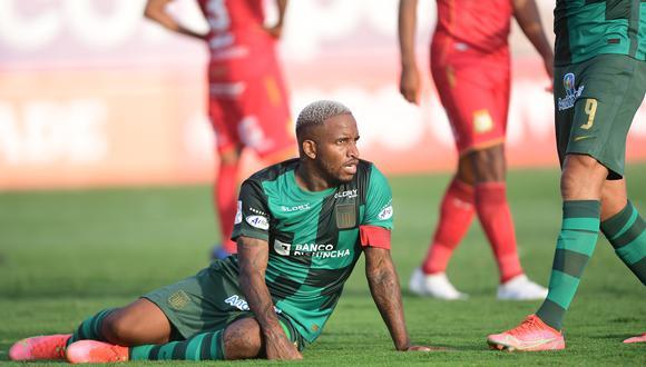Farfán recibió sanción de dos fechas por parte de la FPF (Foto: Liga 1)