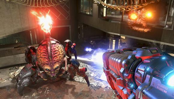 ¡Doom Eternal llegó a Nintendo Switch! Mira sus gráficos y compáralo con la versión de PS4 Pro