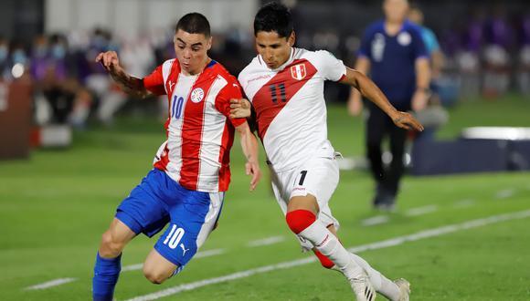 Raúl Ruidíaz cuenta con la confianza de Ricardo Gareca para la próxima fecha doble por las Eliminatorias Qatar 2022 | Foto: EFE