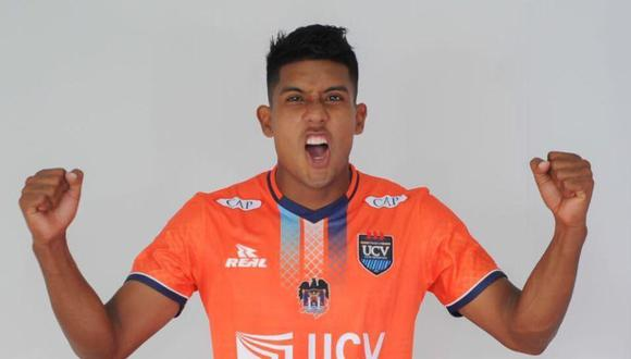 Raziel García jugó en la Universidad César Vallejo la temporada pasada. (Foto: GEC / Agencias)