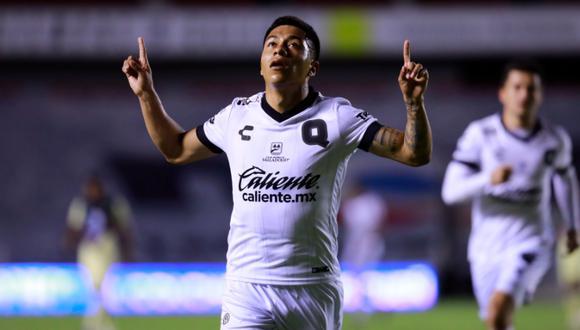 Los 'Gallos' golearon al América por la fecha 5 del Apertura 2020. (Foto: Querétaro CF)