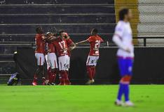 Cienciano goleó 5-2 a Mannucci y alcanzó el primer lugar del grupo A en la Liga 1