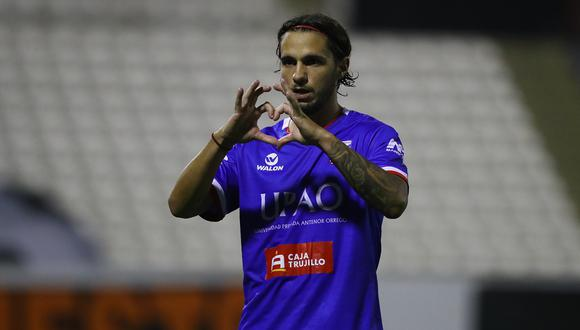 Felipe Rodríguez se ubica como el jugador más influyente de la temporada 2021. (Foto: Liga 1)