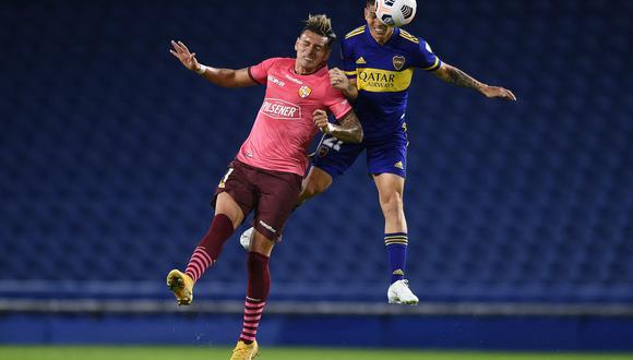 Boca Juniors y Barcelona no se hicieron daño por la quinta jornada de la Copa Libertadores. (Foto: Conmebol)