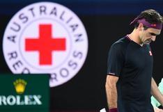 """Roger Federer será baja en el ATP de Dubái : """"Es mejor volver a entrenar"""""""
