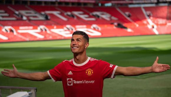 Cristiano Ronaldo ha marcado cuatro goles desde su regreso al Manchester United. (Getty)