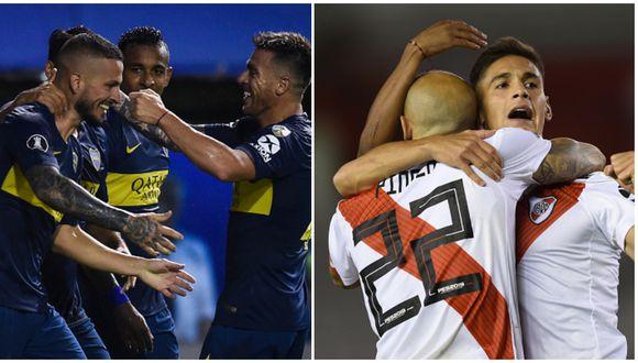 Comienza en sueño: Boca Juniors y River Plate conocen a sus rivales de la Copa Superliga Argentina 2019. (Getty)