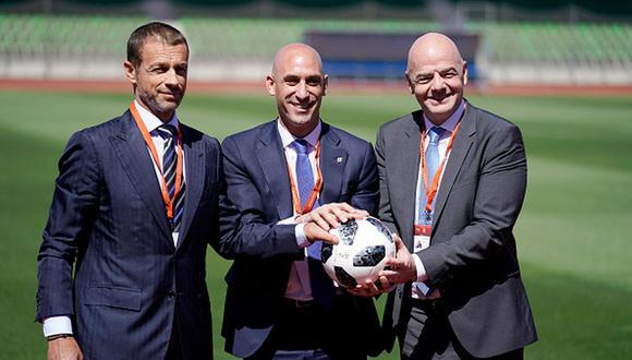 La FIFA quiere hacer Mundiales cada dos años a partir de 2028. (Getty)