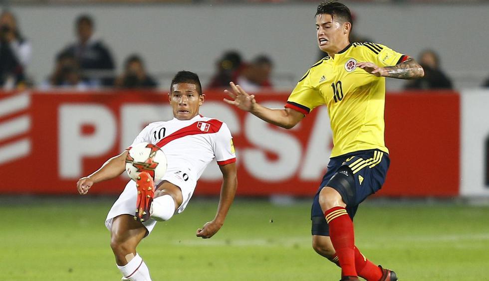 Peru vs. Colombia EN VIVO | Alineaciones confirmadas en el Monumental por amistoso FIFA. (Foto: GEC)