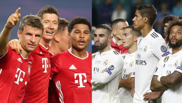 Bayern sería el nuevo rey del continente. (Foto: Agencias)
