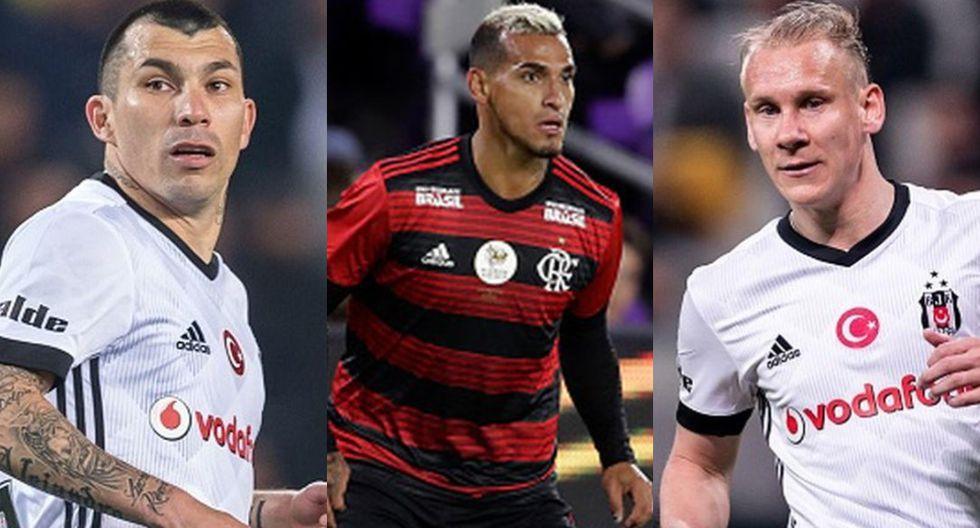 Selección Peruana: Miguel Trauco y los cracks que lo acompañarán en el equipo si llega a Besiktas (Foto: Getty Images)