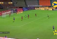 Apareció el goleador: 'Toto' Salvio marcó el gol del triunfo para Boca Juniors ante el DIM [VIDEO]