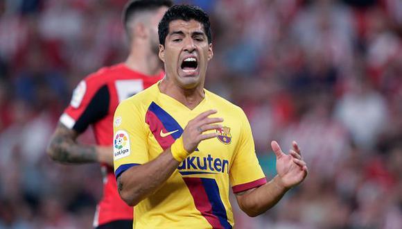 Luis Suárez juega en Barcelona desde mediados del año 2014. (Foto: Getty Images)