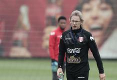 """Ricardo Gareca: """"Hemos citado a 30 jugadores, pero no sé si podremos viajar todos"""""""