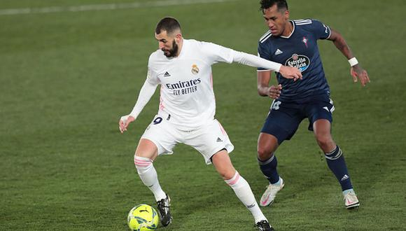 Renato Tapia firmó con Celta de Vigo hasta 2024. (Foto: Getty)