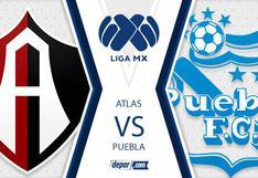 Por TUDN, Atlas vs. Puebla juegan EN VIVO: ver transmisión online por la Liguilla MX 2021 aquí