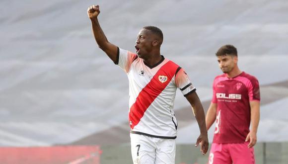 Luis Advíncula tiene contrato con Rayo Vallecano hasta junio del 2022. (Foto: EFE / Video: Instagram)