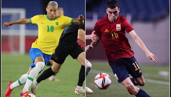 Brasil vs. España: fecha, hora y canal por final de Juegos Olímpicos Tokio 2020