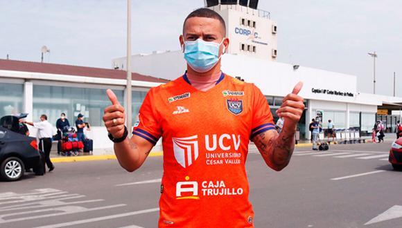 Donald Millán ya es peruano (Foto: prensa UCV)