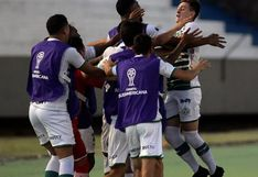 Plaza Colonia clasificó a la segunda ronda de la Copa Sudamericana 2020 tras golear 3-0 a Zamora