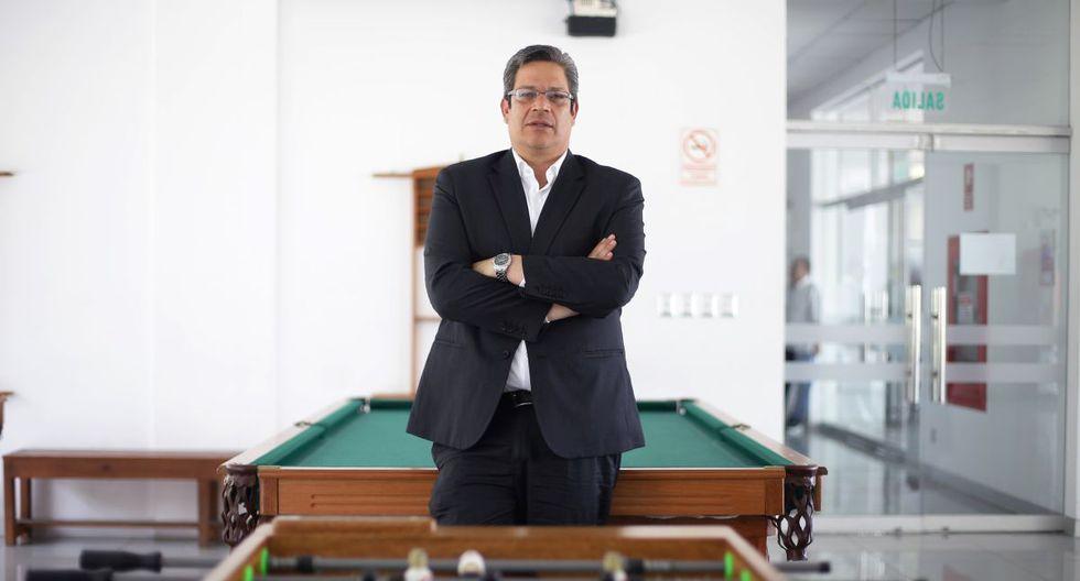 Gustavo San Martín viene de ser director de deportes en los Juegos Panamericanos y Parapanamericanos 2019. (Foto: Jesús Saucedo/GEC)